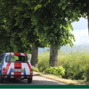 Siena and San Gimignano tour by MINI